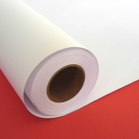 Papier do plotera 90gr/m2 0,450*50m