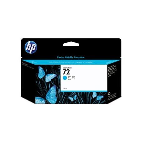 Tusz HP 72 C9371A Oryginalny, Błękiny (cyan), 130ml
