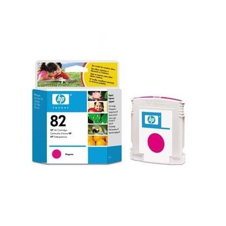 Tusz HP 82 C4912A Oryginalny, Purpurowy (magenta), 69 ml