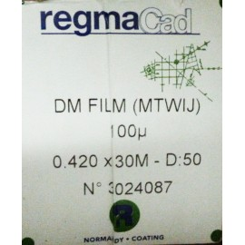 Folia DM 100 mic 0,420x30m