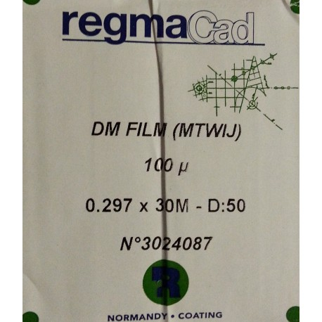 Folia DM 100 mic 0,297x30m