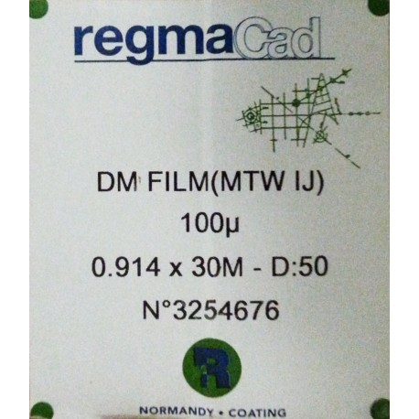 Folia DM 100 mic 0,914x30m