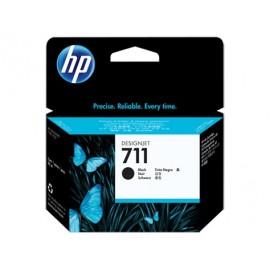 HP 711 (CZ133A) tusz czarny, zwiększona pojemność